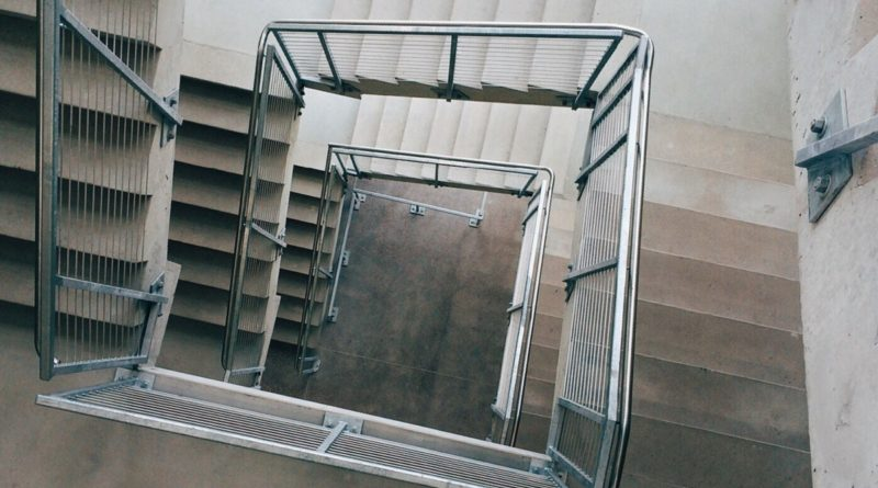 rampe escalier escalier