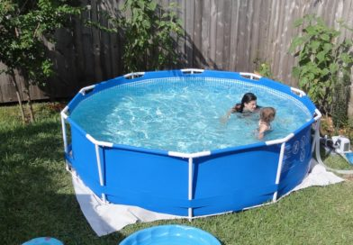 Vider piscine hors sol