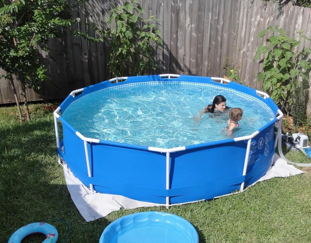 Comment vider une piscine hors sol ? - CERCLL