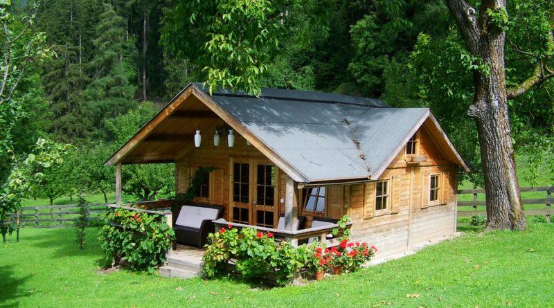 Petite maison en bois