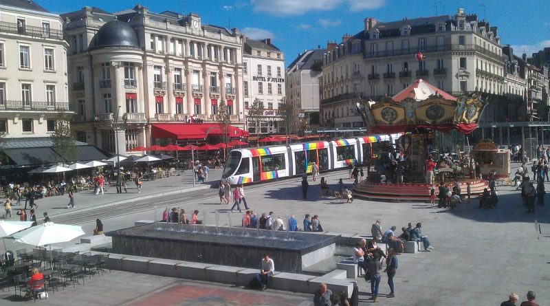 Place ralliement angers