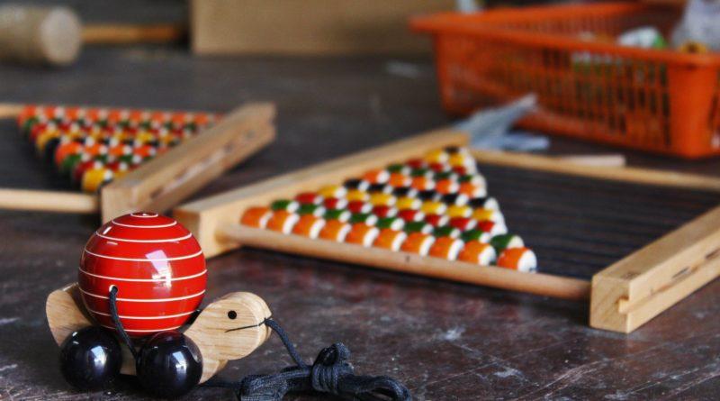jouet bois déco chambre