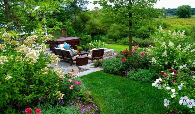 réussir aménagement jardin