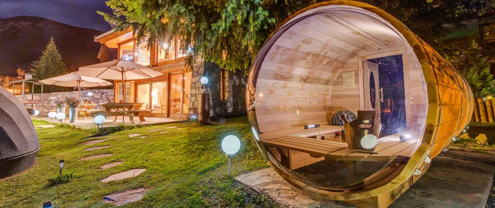 Construire Un Sauna Finlandais le renouveau du sauna extérieur design - cercll