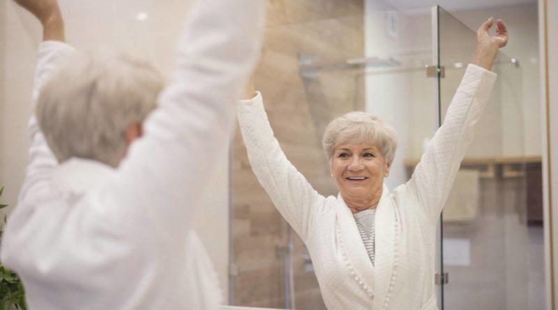 adapter salle de bain personnes âgées