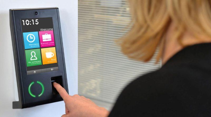 accès biométrique