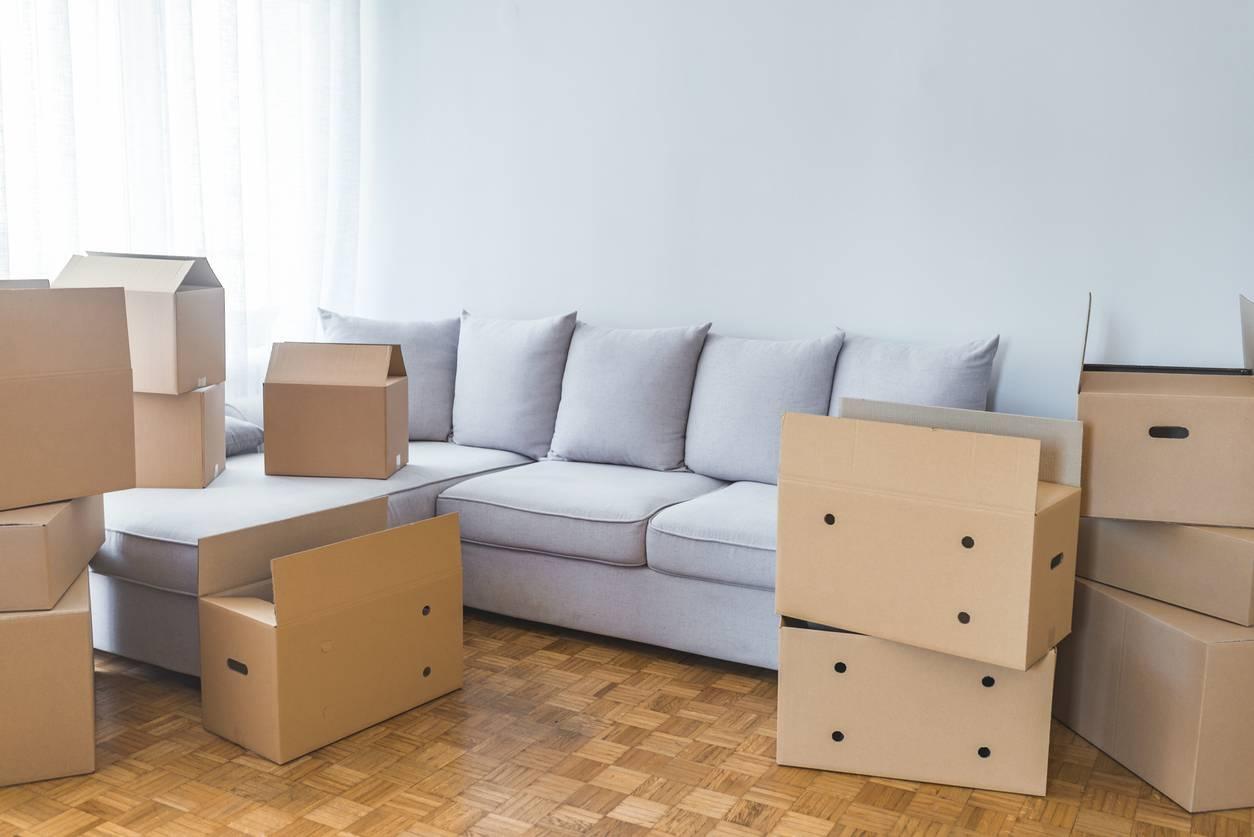 déménager dans un logement plus petit