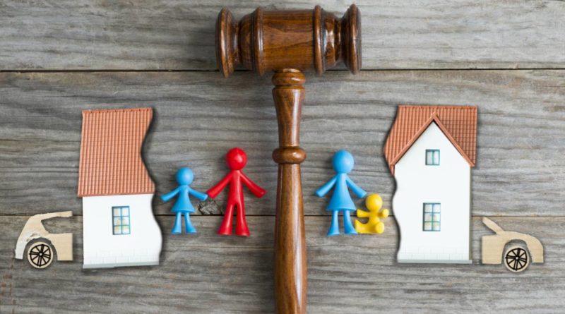 Divorce et immobilier