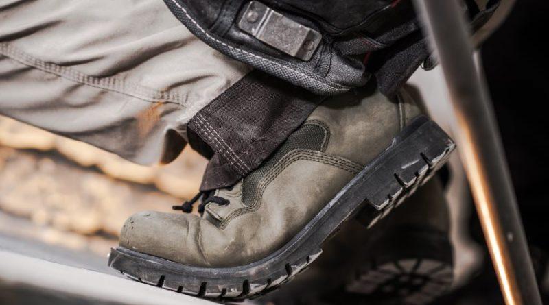 chaussures de sécurité travaux