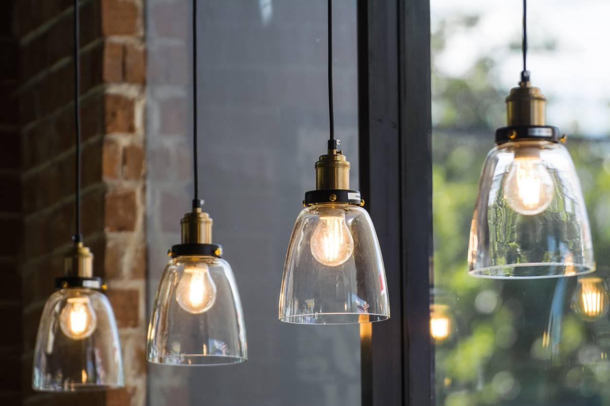 éclairage restaurant