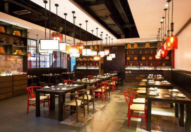 éclairer espace sombre restaurant