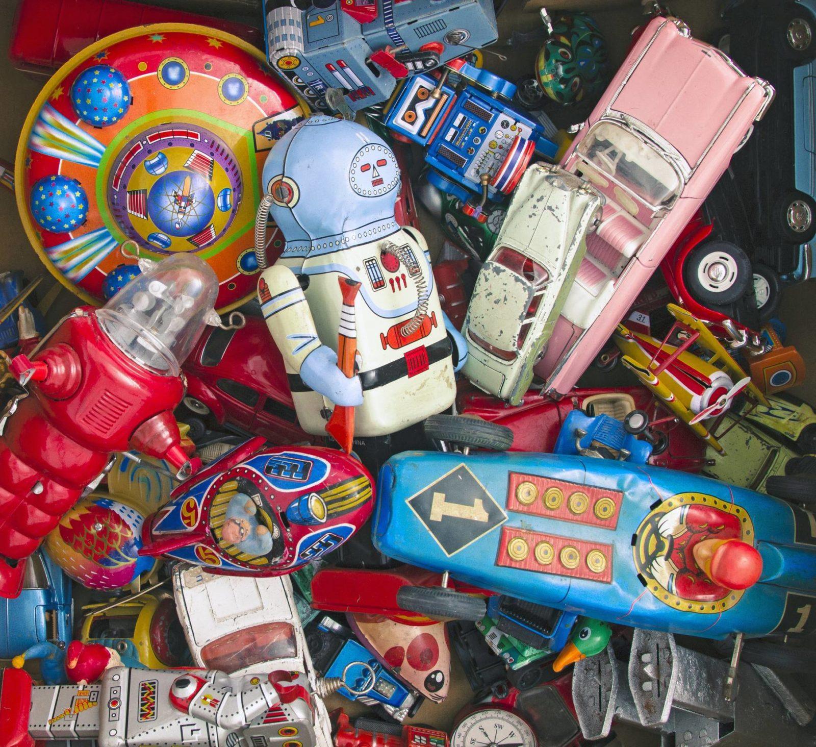 jouets usagés