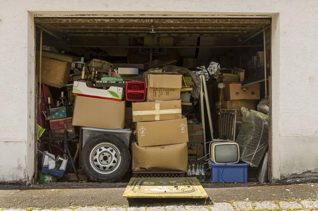 stockage de biens