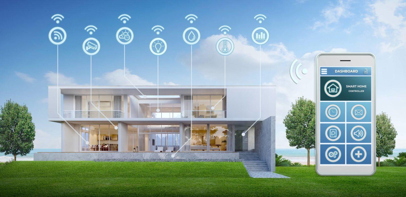 bâtiment intelligent