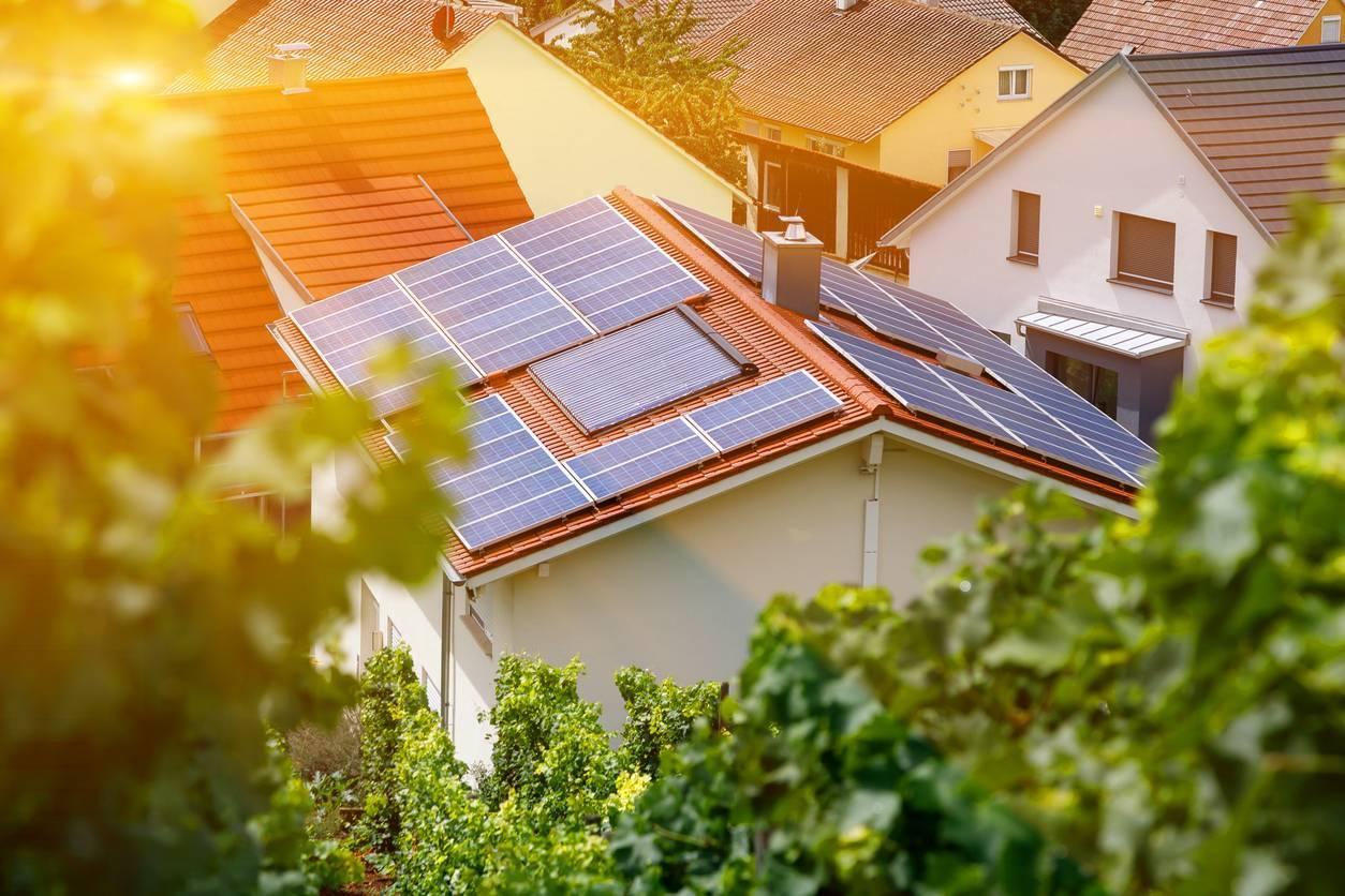 panneaux solaires, rentabilité