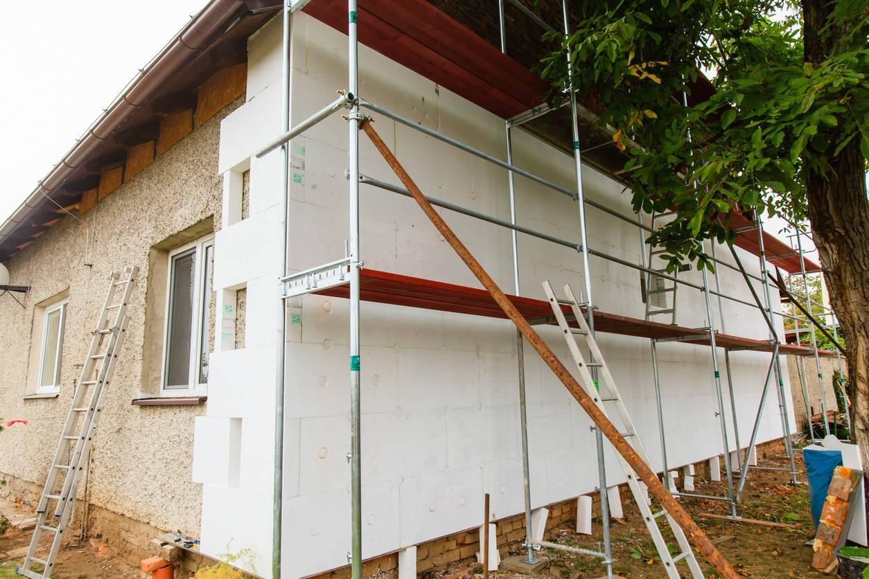 aides pour l'isolation de la maison
