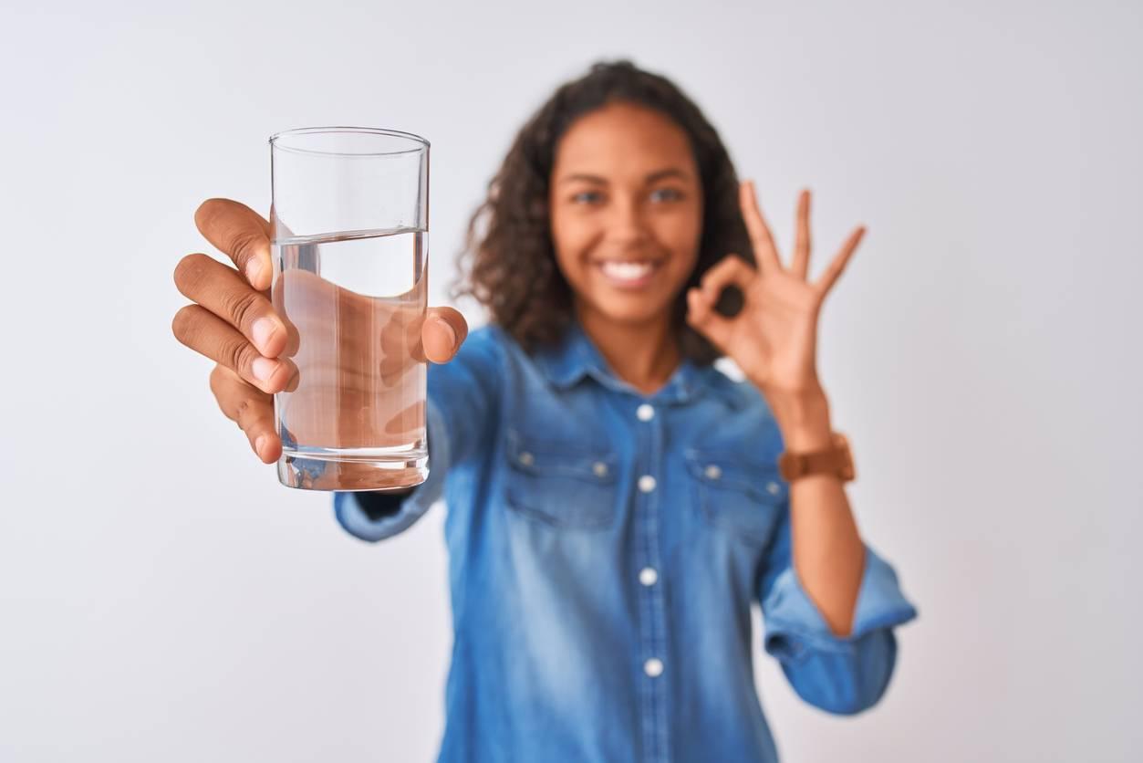 adoucisseur d'eau au CO2