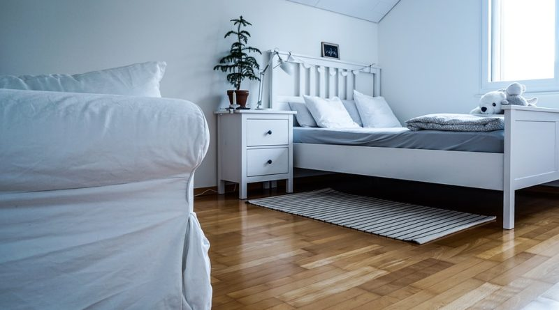 déco tapis chambre